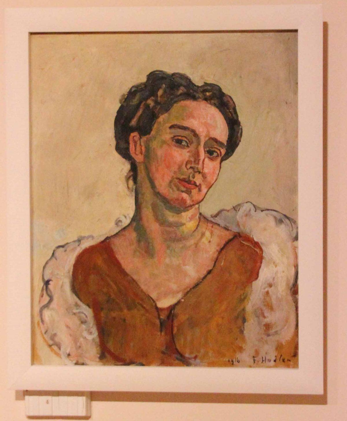 Courbet/Hodler